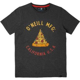 O'Neill Cali SS Shirt Boys dark grey melee